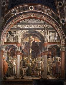 The Founding of the Spedale di Santa Maria della Scala