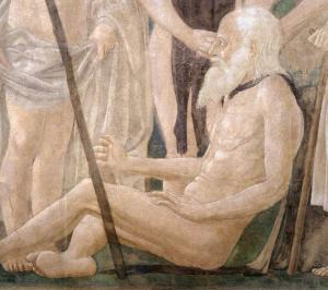 1. Death of Adam (detail)