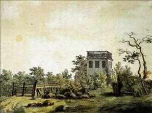 Landscape with Pavilion