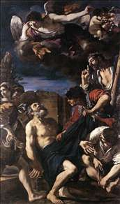 The Martyrdom of St Peter