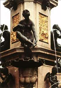 Hercules Fountain