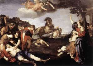 The Massacre of the Niobids