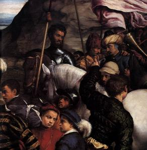 Adoration of the Kings (detail)