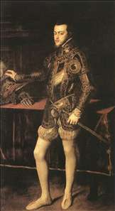 King Philip II
