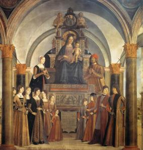 Giovanni II Bentivoglio and His Family