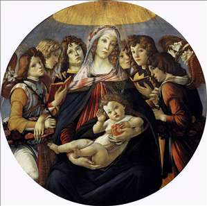 Madonna of the Pomegranate (Madonna della Melagrana)