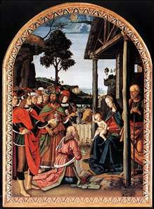 Adoration of the Kings (Epiphany)