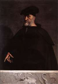 Portrait of Andrea Doria