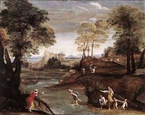 Landscape with Ford