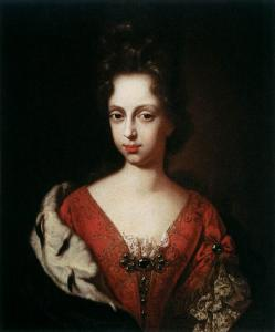 Portrait of Anna Maria Luisa de' Medici as a Young Woman