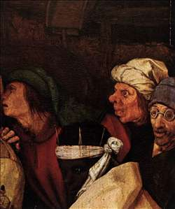 The Adoration of the Kings (detail)