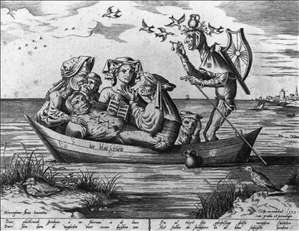 Ship of Fools (Die blau schuyte)