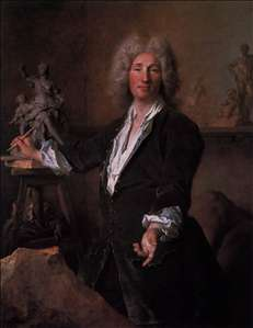 The Sculptor Nicolas Coustou in His Atelier