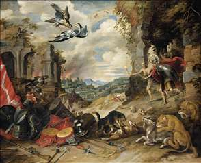 Allegory of War