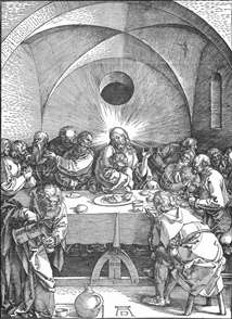 The Large Passion: 9. Last Supper