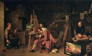 Painter's Studio