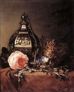 Still-Life with Symbols of the Virgin Mary