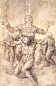 Study for the Colonna Pietà