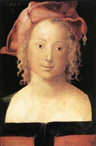 Portrait of a Young Girl