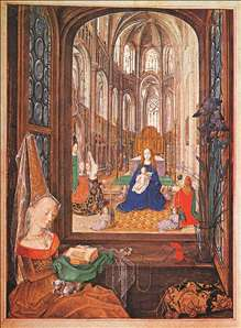 Mary of Burgundy's Book of Hours