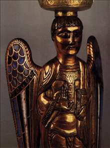 Angel Reliquary (detail)