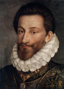 Portrait of Carlo Emanuele I, Duke of Savoy