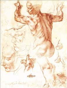 Study for the Libyan Sibyl