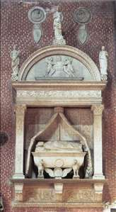 Monument to Doge Pasquale Malipiero
