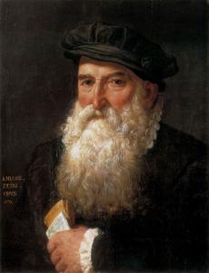 Portrait of Giovan Angelo Annoni