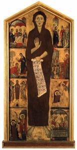 St Mary Magdalen and Scenes from her Life