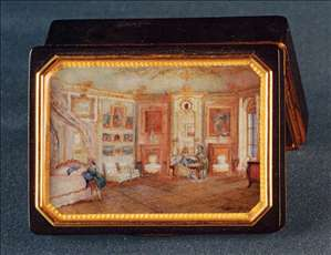 Rectangular Snuff-box