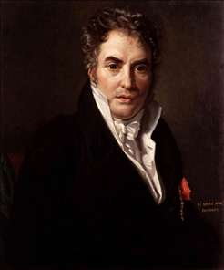 Portrait of Jacques-Louis David