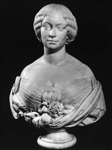 Bust of Mrs. Bouchet