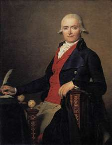 Portrait of Gaspar Mayer