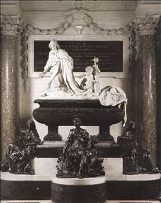 Funeral Monument of Mazarin