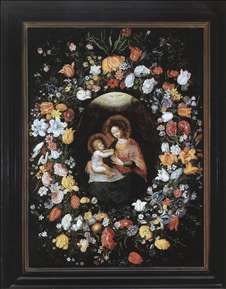 Holy Virgin and Child