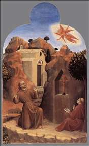 The Stigmatisation of St Francis