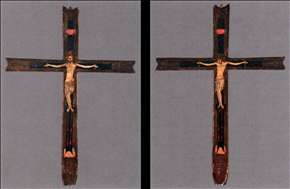 Double-Sided Processional Cross