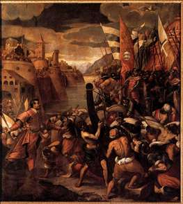 Conquest of Tyre