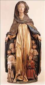 Ravensburg Madonna of Mercy