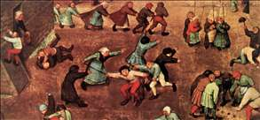Children's Games (detail)