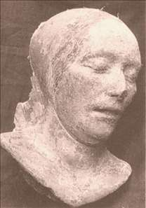 Death-mask of a Woman (Battista Sforza?)