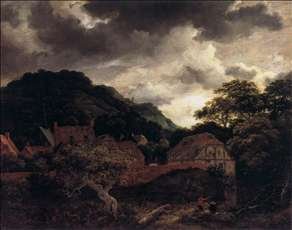 Village at the Wood's Edge