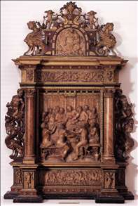 Domestic Altarpiece