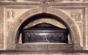 Tomb of Francesco Sassetti
