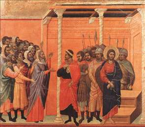Christ Accused by the Pharisees