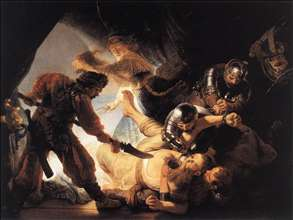 The Blinding of Samson