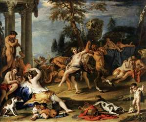 Bacchanal in Honour of Pan