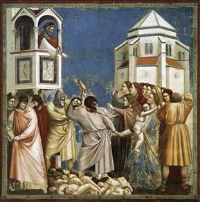 No. 21 Scenes from the Life of Christ: 5. Massacre of the Innocents