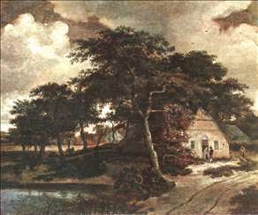 Landscape with a Hut